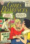 Cover for Girls' Romances (DC, 1950 series) #38