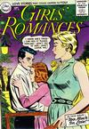 Cover for Girls' Romances (DC, 1950 series) #40