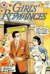 Cover for Girls' Romances (DC, 1950 series) #46