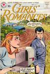 Cover for Girls' Romances (DC, 1950 series) #47