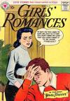 Cover for Girls' Romances (DC, 1950 series) #50