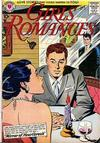 Cover for Girls' Romances (DC, 1950 series) #53