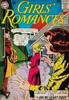 Cover for Girls' Romances (DC, 1950 series) #102