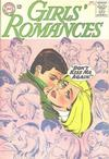 Cover for Girls' Romances (DC, 1950 series) #105