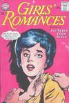 Cover for Girls' Romances (DC, 1950 series) #106