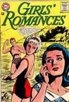 Cover for Girls' Romances (DC, 1950 series) #107