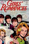 Cover for Girls' Romances (DC, 1950 series) #109