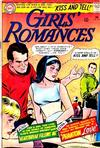 Cover for Girls' Romances (DC, 1950 series) #114