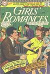 Cover for Girls' Romances (DC, 1950 series) #115