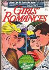 Cover for Girls' Romances (DC, 1950 series) #116