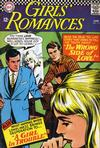 Cover for Girls' Romances (DC, 1950 series) #117