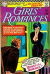 Cover for Girls' Romances (DC, 1950 series) #118