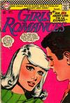 Cover for Girls' Romances (DC, 1950 series) #119