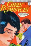 Cover for Girls' Romances (DC, 1950 series) #120