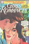 Cover for Girls' Romances (DC, 1950 series) #121