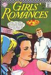 Cover for Girls' Romances (DC, 1950 series) #122