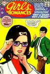 Cover for Girls' Romances (DC, 1950 series) #123