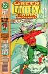 Cover for Green Lantern Corps Quarterly (DC, 1992 series) #2 [Newsstand]