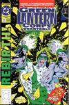 Cover for Green Lantern Corps Quarterly (DC, 1992 series) #5 [Direct]