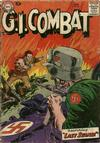 Cover for G.I. Combat (DC, 1957 series) #63