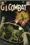 Cover for G.I. Combat (DC, 1957 series) #80