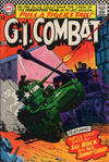 Cover for G.I. Combat (DC, 1957 series) #120