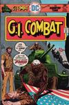 Cover for G.I. Combat (DC, 1957 series) #187