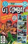 Cover for G.I. Combat (DC, 1957 series) #244 [Direct]