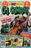 Cover for G.I. Combat (DC, 1957 series) #245 [Newsstand]