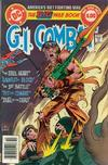 Cover for G.I. Combat (DC, 1957 series) #258 [Newsstand]