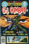 Cover for G.I. Combat (DC, 1957 series) #264 [Newsstand]
