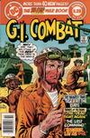 Cover for G.I. Combat (DC, 1957 series) #270 [Newsstand]
