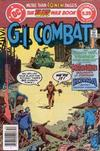 Cover for G.I. Combat (DC, 1957 series) #272 [Newsstand]