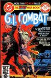 Cover for G.I. Combat (DC, 1957 series) #273 [Direct]
