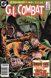 Cover Thumbnail for G.I. Combat (1957 series) #288 [Canadian Newsstand Edition]