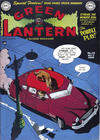 Cover for Green Lantern (DC, 1941 series) #38