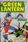 Cover for Green Lantern (DC, 1960 series) #1