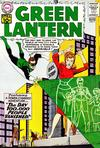 Cover for Green Lantern (DC, 1960 series) #7