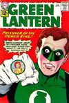 Cover for Green Lantern (DC, 1960 series) #10