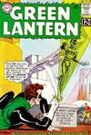 Cover for Green Lantern (DC, 1960 series) #12
