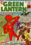 Cover for Green Lantern (DC, 1960 series) #13