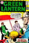Cover for Green Lantern (DC, 1960 series) #17