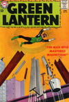 Cover for Green Lantern (DC, 1960 series) #21