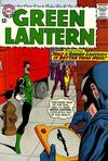 Cover for Green Lantern (DC, 1960 series) #29