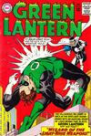 Cover for Green Lantern (DC, 1960 series) #33