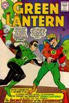 Cover for Green Lantern (DC, 1960 series) #40