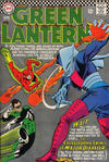 Cover for Green Lantern (DC, 1960 series) #43