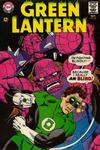 Cover for Green Lantern (DC, 1960 series) #56