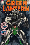 Cover for Green Lantern (DC, 1960 series) #58