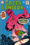 Cover for Green Lantern (DC, 1960 series) #61